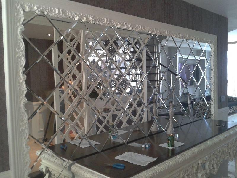 Цена фальцетного зеркала Симферополь Крым